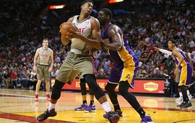 NBA: Успех Майами, Бостона и Шарлотт, неудачи Торонто и Лейкерс