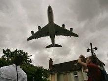 В Греции два самолета полчаса кружили в ожидании посадки из-за отсутствия диспетчера