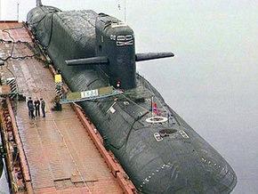 Российская подлодка запустила баллистическую ракету в Тихом океане
