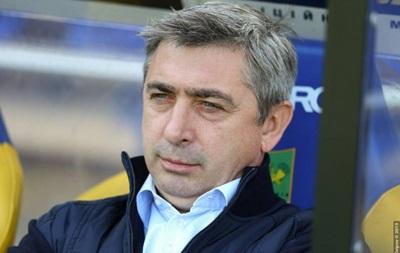 Севидов: В матчах со Словенией игровое преимущество будет у украинцев
