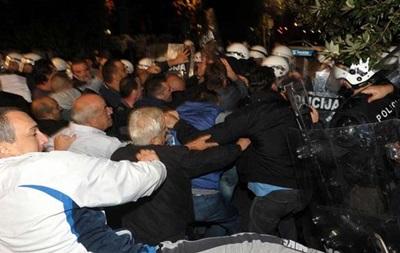Протесты в Черногории: против коррупции или против НАТО?