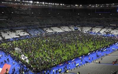 В Париже отменены все спортивные события в связи с терактами