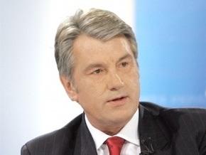 Ющенко уволил главу райгосадминистрации в Одесской области за взятку
