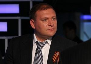 Добкин: За 10 лет Партия регионов стала крупнейшей политической силой в Украине и Европе
