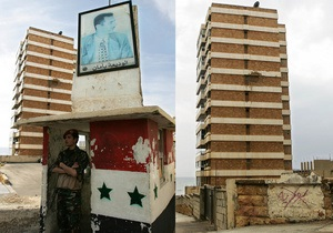 Жители Сирии массово покидают страну