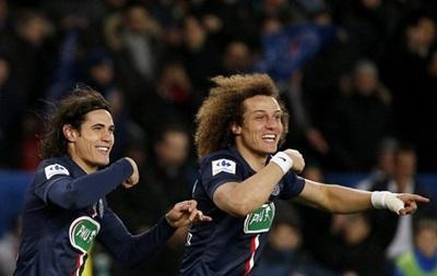 Давид Луис и Кавани боятся возвращаться в Париж