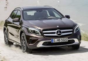 Mercedes-Benz показал новый молодежный кроссовер
