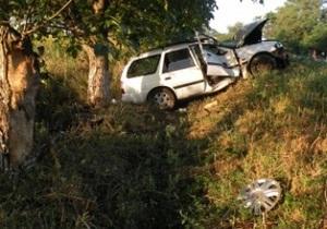 В Николаевской области в результате ДТП четверо беларусов попали в больницу