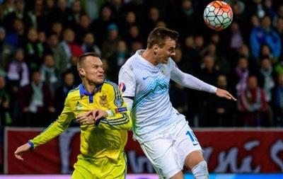 Україна з нервами пробилася на Євро-2016