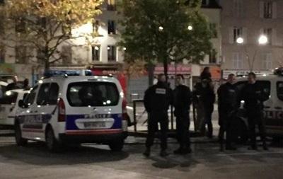Во время операции под Парижем смертница взорвала бомбу
