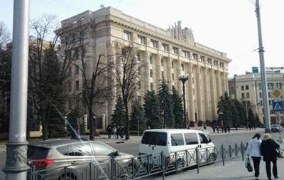Из Харьковской ОГА эвакуировали людей из-за сообщения о  минировании
