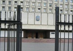 Зарубежные избирательные участки обойдутся госбюджету в 6,5 млн грн