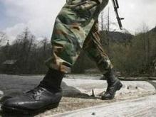 В Абхазии объявлена военная тревога
