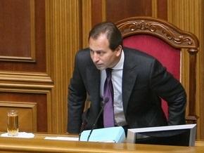 Томенко заявил, что Ющенко может занять третье место на выборах