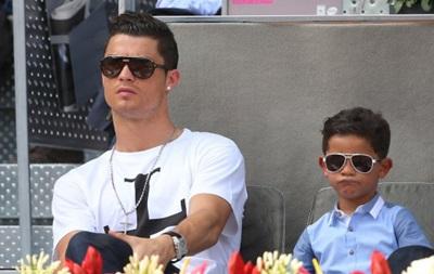 Роналду: Когда сын повзрослеет, я все ему расскажу