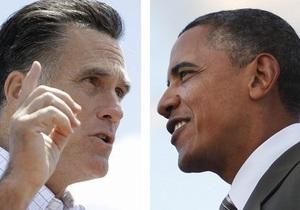 Сегодня Обама и Ромни сразятся на дебатах