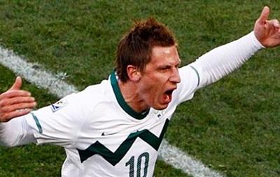 Полузащитник сборной Словении: Украинцы играли в провокационный футбол