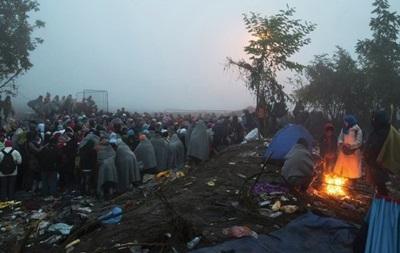 Сербия и Македония ограничили приток мигрантов