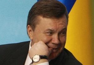 Янукович прогнозирует начало украинских реформ в 2011 году