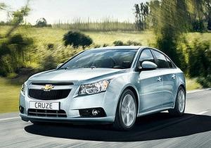 GM отзывает в США 475 тысяч автомобилей Chevrolet Cruze