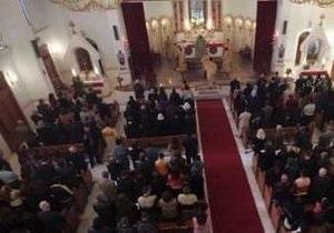 В Багдаде освободили заложников, захваченных в католическом храме (обновлено)