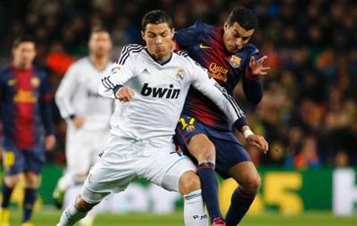 Реал Мадрид - Барселона 0:4 Онлайн трансляция чемпионата Испании