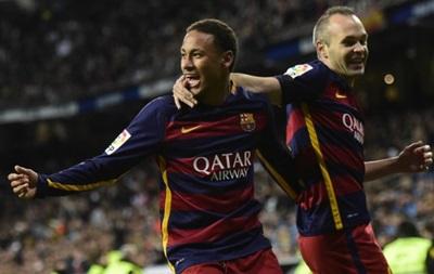 Барселона разгромила Реал в Эль Класико