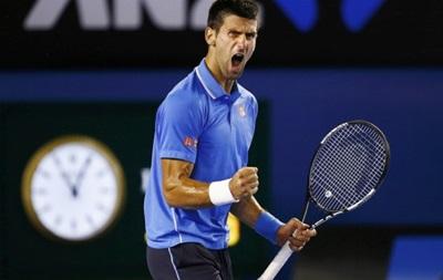 Джокович стал первым теннисистом, заработавшим за сезон больше 20 миллионов
