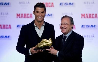 Президент Реала: Роналду не требовал выбирать между ним и Бенитесом