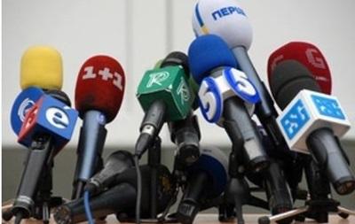 Госорганам Украины запретили иметь печатные СМИ