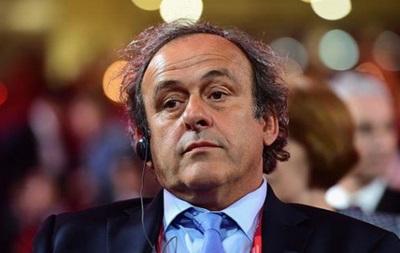 В ФИФА требуют пожизненного отстранения Платини
