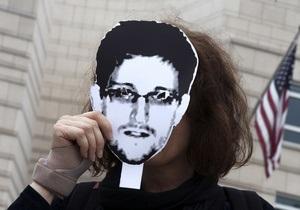 Сноуден направил в Венесуэлу прошение об убежище - Мадуро