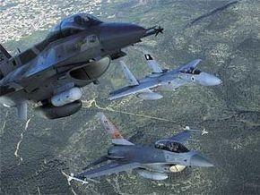 ВВС Израиля нанесли новый авиаудар по сектору Газа