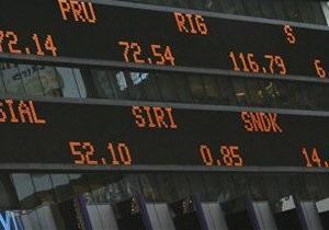 Рынки: Украинские индексы снижаются после необоснованного роста