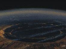 NASA намерено построить исследовательский центр в кратере