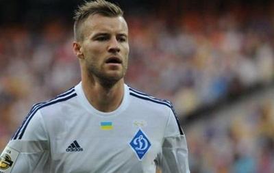 Ярмоленко попал в сборную тура Лиги чемпионов