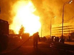 Взрыв в Москве: 100 тысяч человек остались без телефонной связи