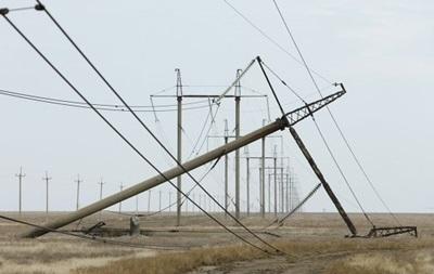 РФ не надеется на энергоснабжение Крыма Украиной