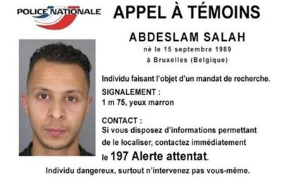 СМИ: Террорист Абдеслам поехал в Сирию