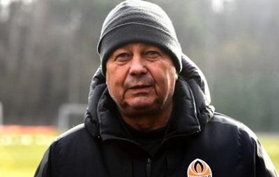 Луческу: Фактически мы будем играть с Динамо, а не с Говерлой