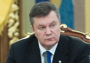 Янукович обратился к украинцам по случаю Дня памяти героев Крут