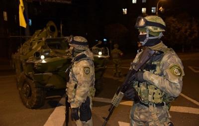 Полиция заявила об угрозе терактов в Мариуполе