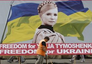 Ъ: Глава мониторингового комитета ПАСЕ считает Тимошенко и Луценко политзаключенными