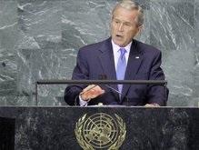 Буш обвинил Россию в нарушении устава ООН