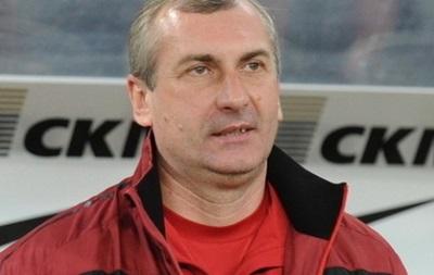 Украинский клуб уволил тренера из-за подозрения в подкупе судей