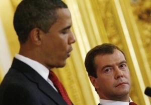 Медведев и Обама обсудили перспективы договора по СНВ