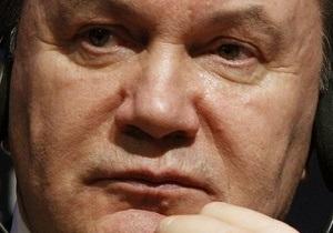Янукович заявил, что не делит коррупционеров на своих и чужих: Кого поймают, тот будет сидеть