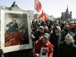 Фотогалерея: Ленин жив?