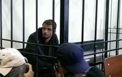 Суд оставил под стражей подозреваемого в убийстве Бузины