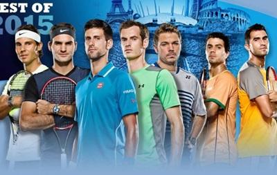 Названы ТОП-5 матчей минувшего года в теннисе
